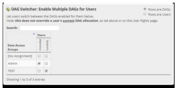 DAG Switcher Example